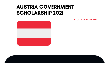 Austria Government Scholarships - Fully Funded