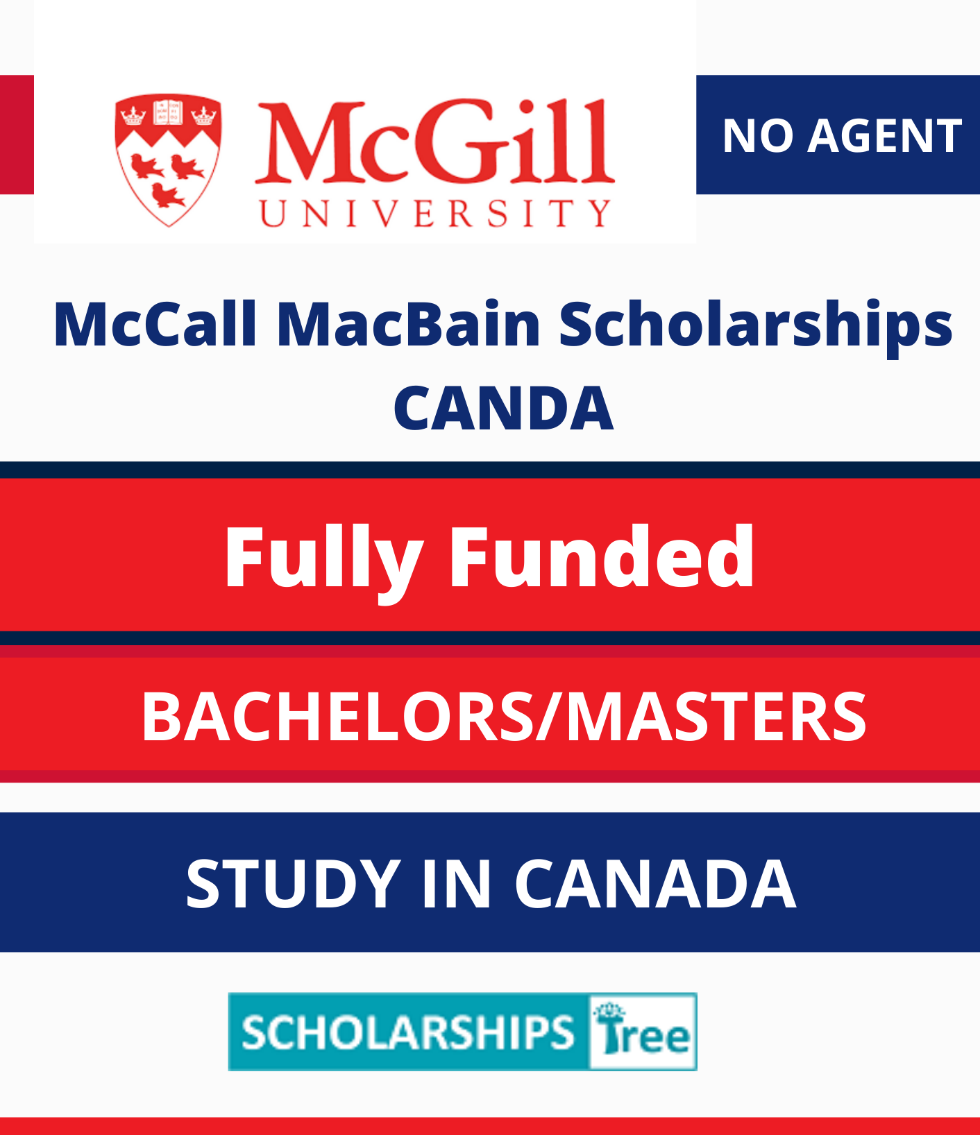 McCall MacBain Scholarships in Canada - FULLY FUNDED