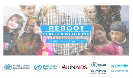 Reboot Health & Wellbeing Conference in Switzerland by WHO