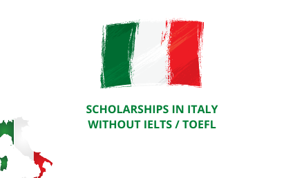 Scholarships in Italy Without IELTS in Italy 2022/2023 - Summer Schools