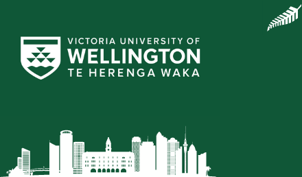 Victoria University of Wellington New Zealand Scholarships